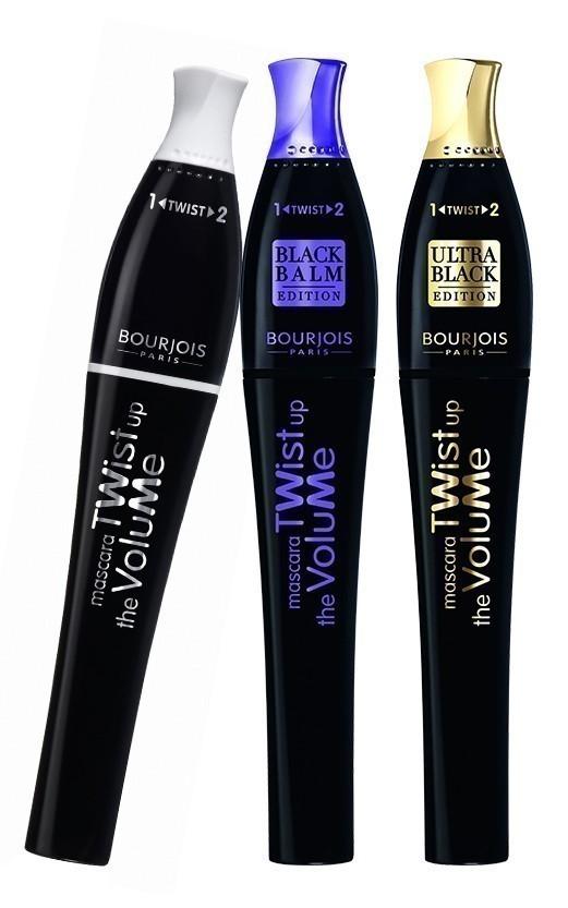BOURJOIS Mascara Twist Up The Volume, różne rodzaje 8 ml