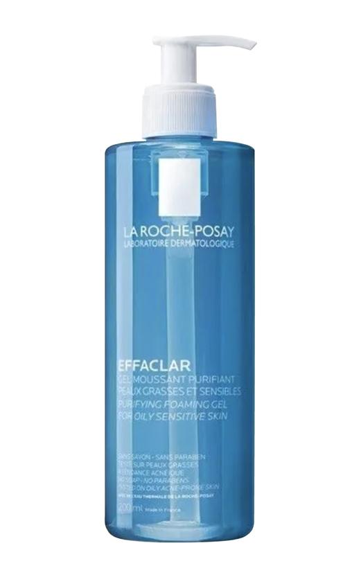 LA ROCHE Effaclar żel do mycia twarzy 400 ml