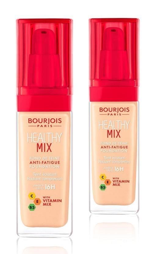 BOURJOIS Healthy Mix Podkłady do twarzy 30 ml