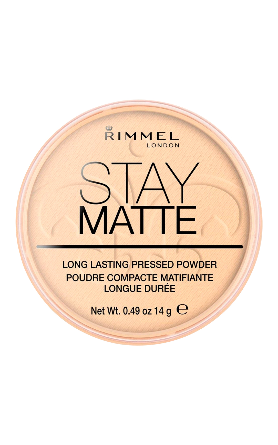 RIMMEL Stay Matte pudry 14 g